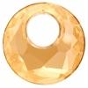 38mm Golden Shadow Crystal